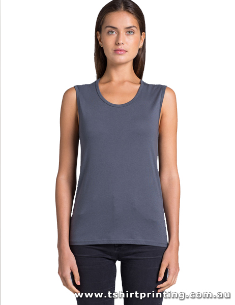 S63W ASColour Ladies Tank Singlet