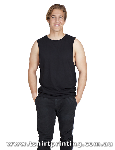 S88M Ramo New Men's Muscle Singlet