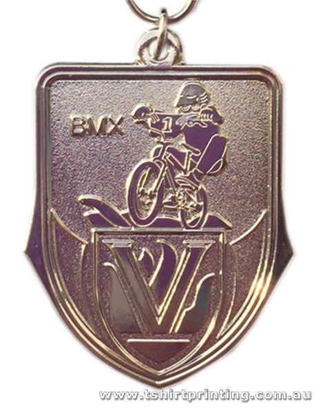 SP12 BMX Competition Athletic Medal