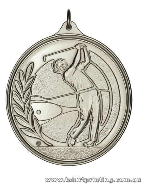 SP18 Golf Club Tournament Athletic Medal