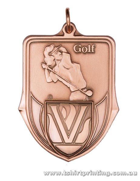SP23 Womens Olympic Golf Club Athletic Medal