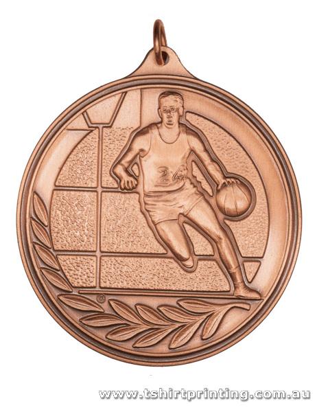 SP24 Mens Olympic Basketball Athletic Medal