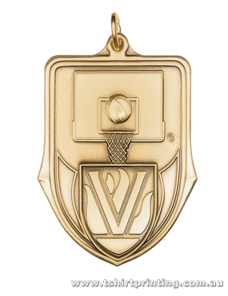 SP25 Basketball Championship Athletic Medal