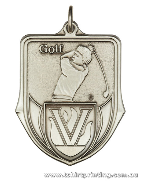 SP30 Golf Cup Athletic Medal