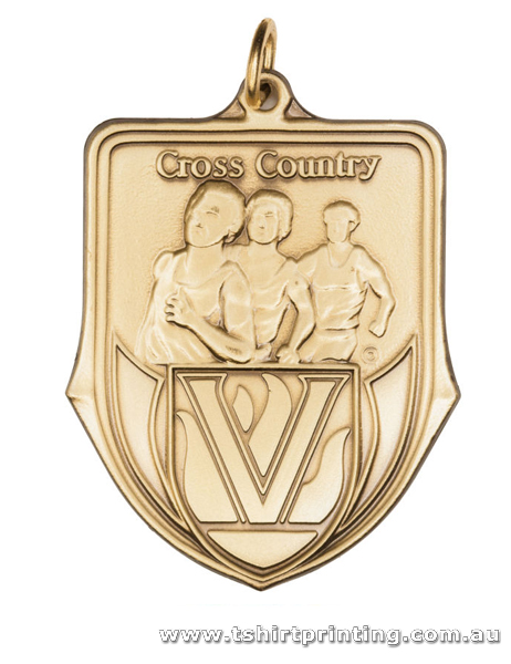 SP3 Cross Country Olympic Athletic Medal