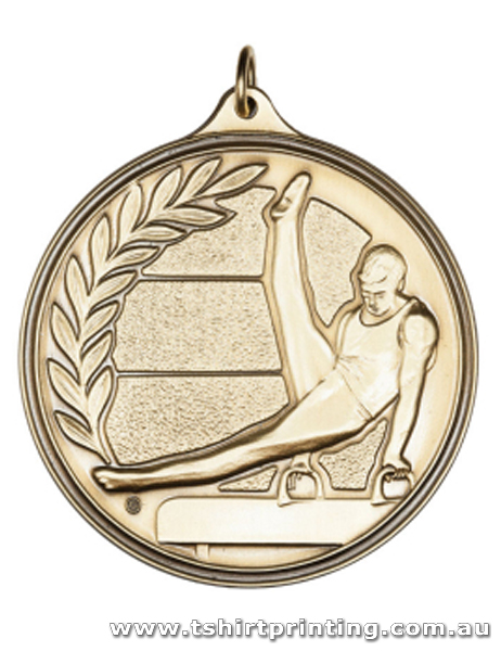 SP42 Gymnastics Competition Athletic Medal