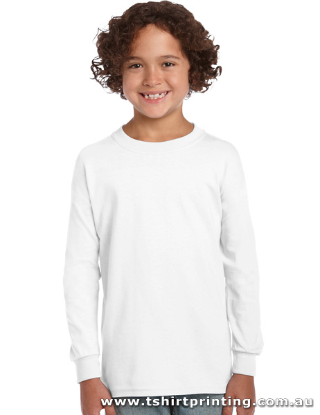 T07LK Youth Classic Fit Long Sleeve T-Shirt