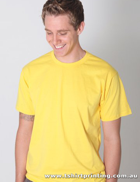 T08M Men's Surf Style TShirt