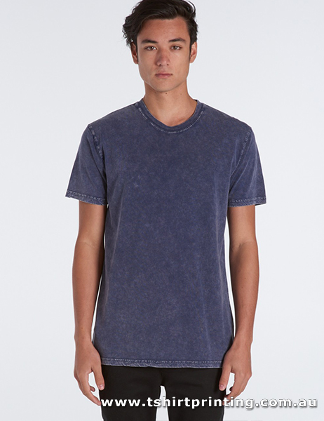 T104M Stone Wash Staple Tee