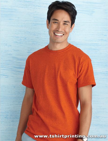 T17M Adults Heavy Cotton Tshirt