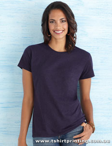 T17W Ladies Heavy Cotton MissyFit Tshirt