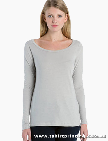T19LW AS Colour Stella Long Sleeve Tshirt
