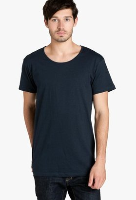 T19M ASColour Scoop Neck Shadow Tshirt