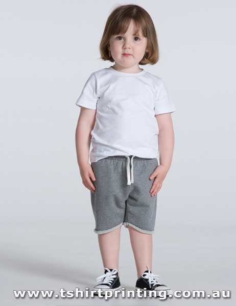 T21K ASColour Kids Track Shorts