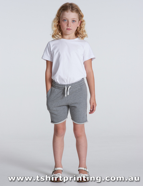 T21Y ASColour Youth Track Shorts