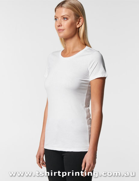 T26W ASColour Ladies Wafer TShirt