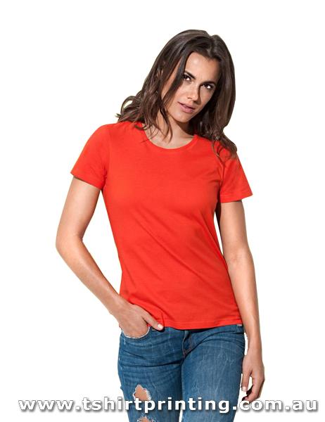 T39W Stedman Womens Classic Tshirt