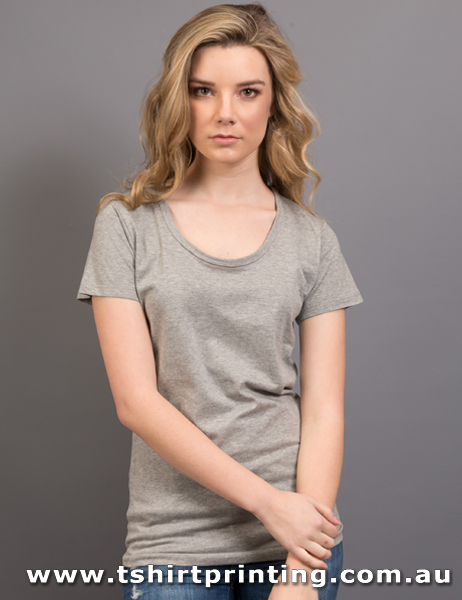 T46W Ladies Atoll Scoop TShirt