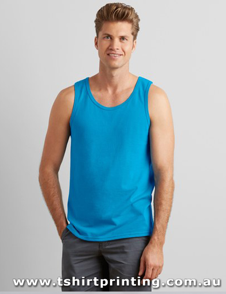 S50M Mens Gildan Heavy Cotton Tank Top