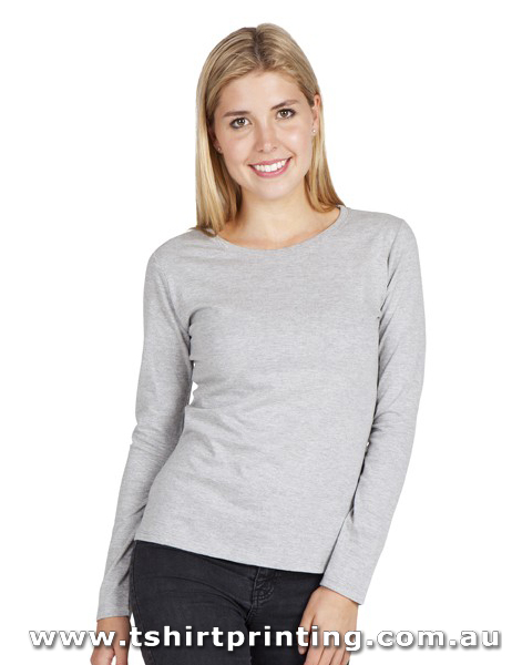 T53W Ramo Ladies Long Sleeve Tshirt