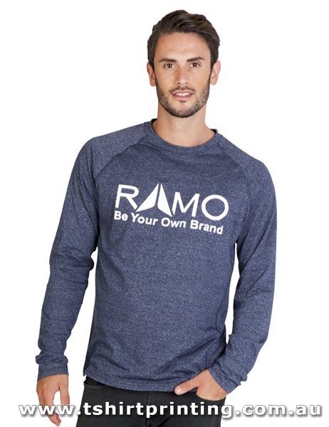 T56M Ramo Mens Greatness Long Sleeve