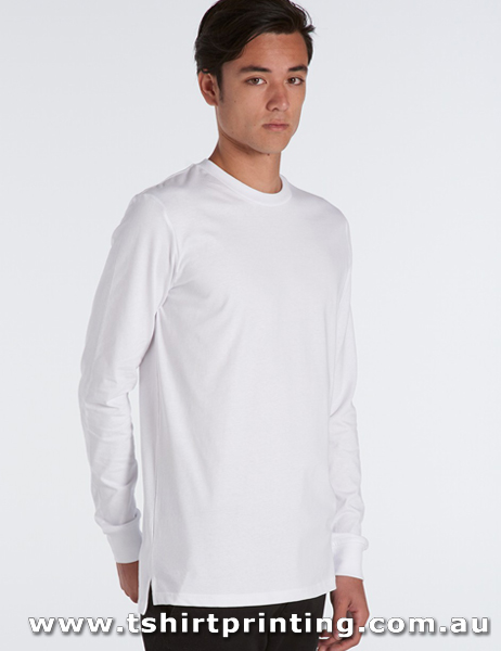 T65L ASColour Men Base Long Sleeve Tee