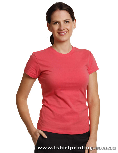 T67W Ladies Fashion Jersey Tshirt