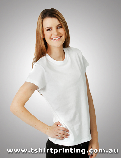 T87W Ladies Eurostyle Soft-Feel T-Shirt