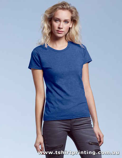T95W Anvil Ladies Lightweight T-shirt