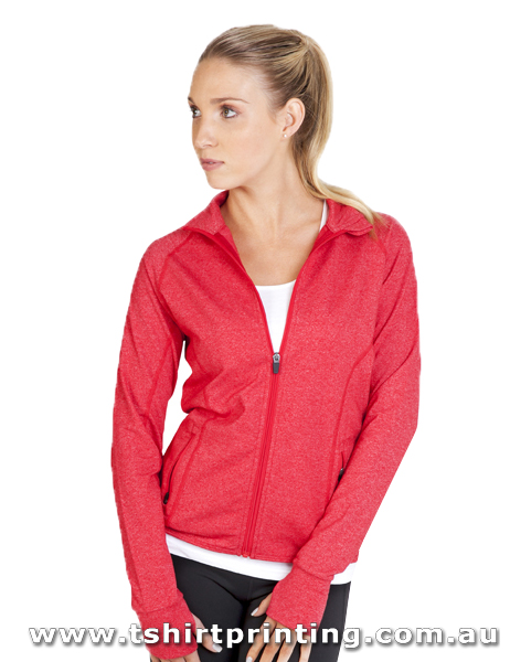 J20W Ramo Ladies Greatness Heather Jacket