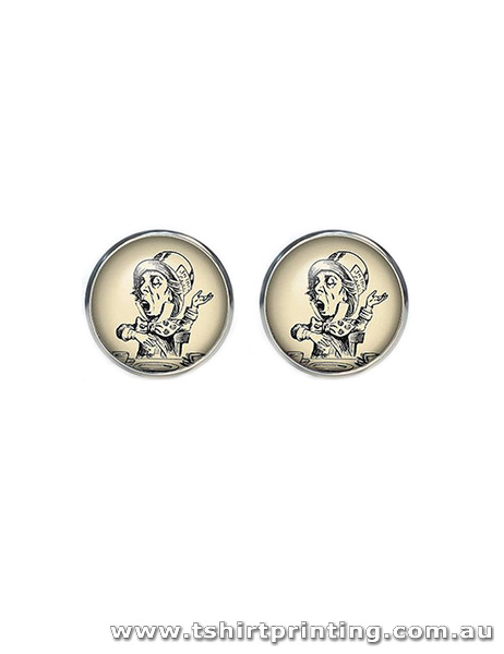 Unique Funny Man Cuff Links