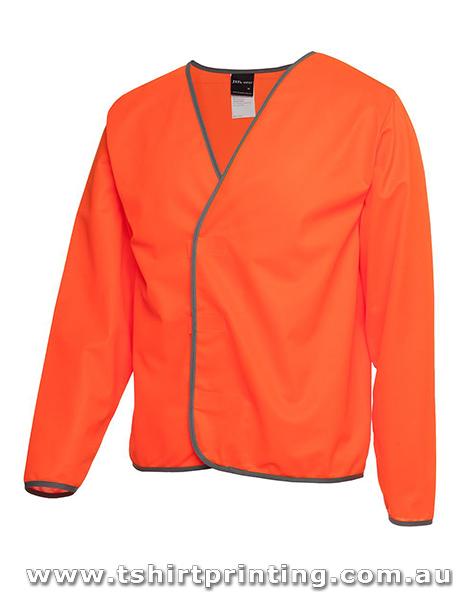 W41TJ  Johnny Bobbin Hi Vis Tricot Jacket