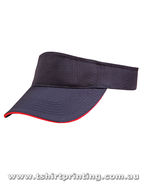 Winning Spirit 3 Panel Contrast Sandwich Visor