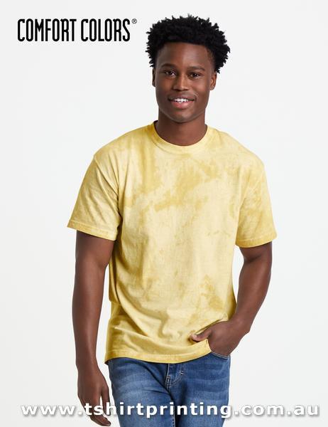 T81M Comfort Colors Color Blast Short Sleeve T-shirt